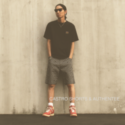 CSTR SHORTS&AUTHENTEE